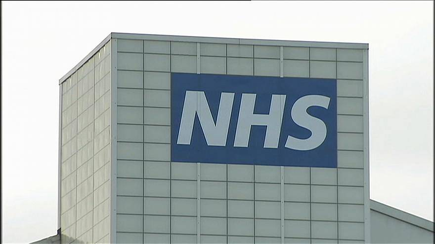 Watch: Theresa May launches National Health Service plan