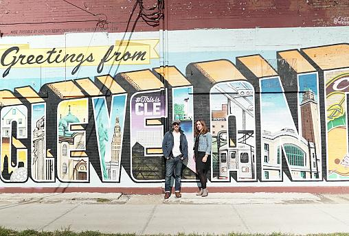 Up-beat and down to earth: Cleveland, Ohio