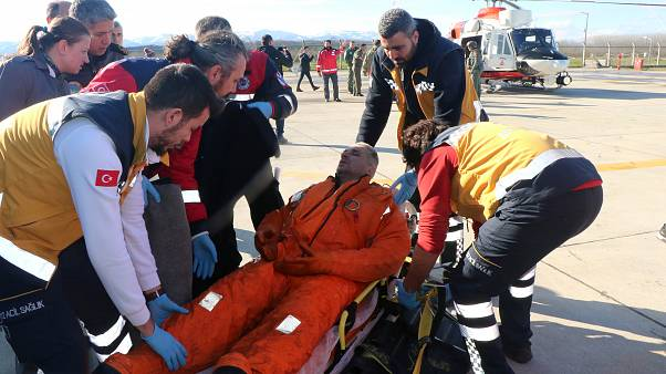 قتيلان وأربعة مفقودين في غرق محتمل لسفينة فحم قبالة سواحل تركيا