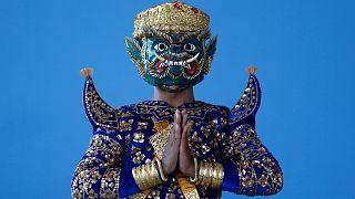 شاهد: فنانون من كمبوديا ينجحون في إنقاذ رقص تقليدي من براثن الشيوعية