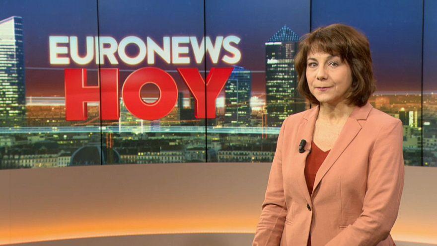 Euronews Hoy 7 de enero: Las noticias del día en 15 minutos.