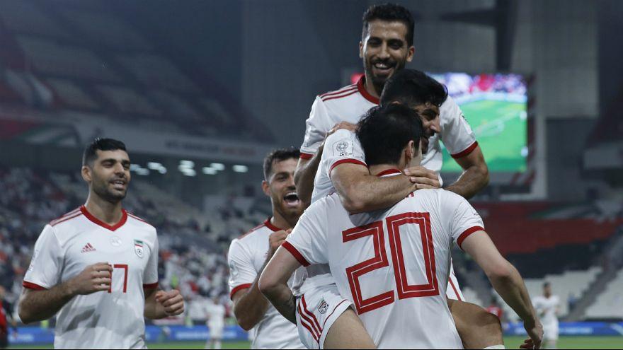 جام ملتهای آسیا؛ تیم ملی فوتبال ایران یمن را در هم کوبید
