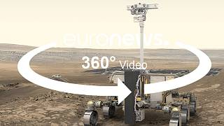 A bad turn could cost billions: See how engineers train to drive a rover on Mars