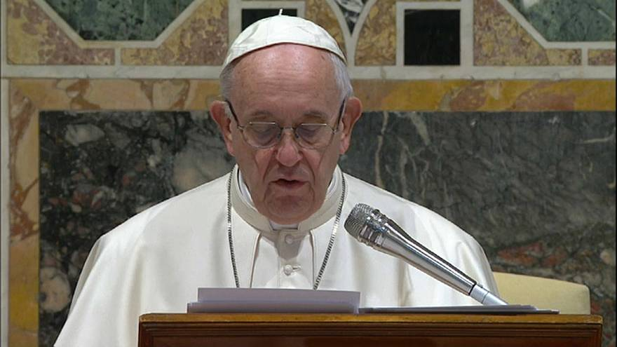 """Франциск: """"Педофилия - чума нашего времени"""""""