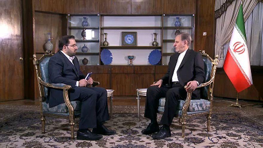 Iráni alelnök: nem túl hatékony az EU