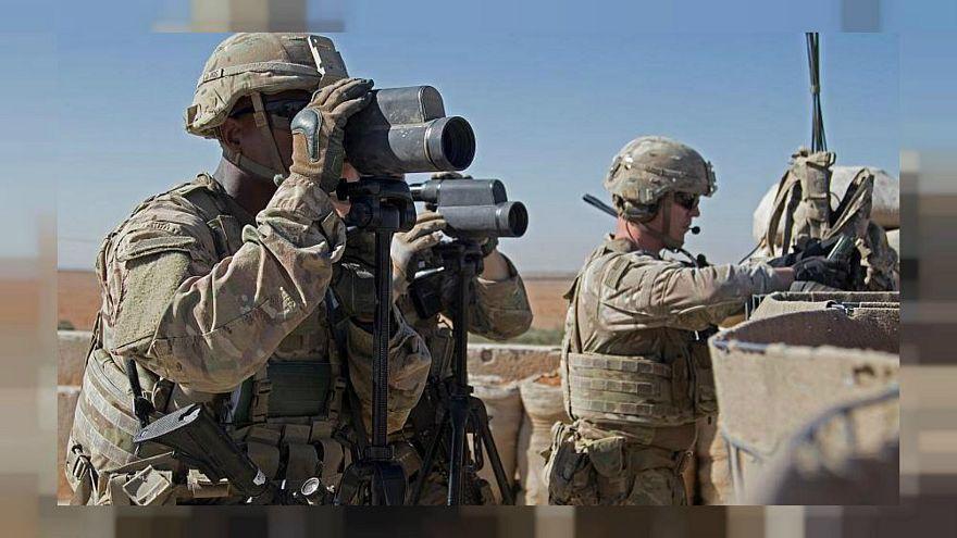Beyaz Saray: Trump Suriye'den Amerikan askerlerinin güvenli bir biçimde çıkmasını istiyor