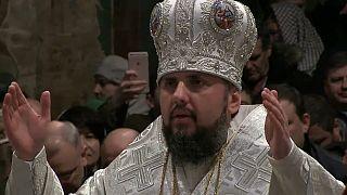 Iepifani, le primat de la nouvelle Eglise ukrainienne