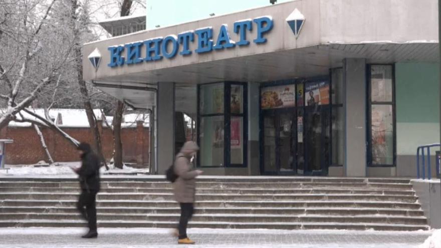 Watch: Moscow's Soviet-era cinemas prepare to be revamped