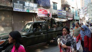 اعتقال 10 متهمين باغتصاب سيدة عشية يوم الانتخابات في بنغلاديش