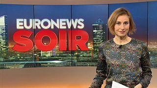 Euronews Soir : l'actualité de ce lundi 7 janvier