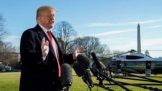 لا تراجع عن بناء الجدار.. ترامب يسافر إلى الحدود مع المكسيك الخميس
