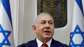 نتنياهو يطلب في كلمة متلفزة مواجهة شهود الدولة في قضايا فساد ضده