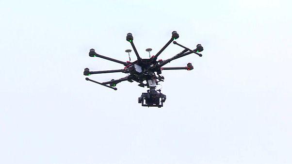 Londres declara la guerra a los drones