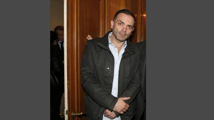French author Yann Moix