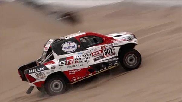 Megkezdődött a Dakar-rali Peruban