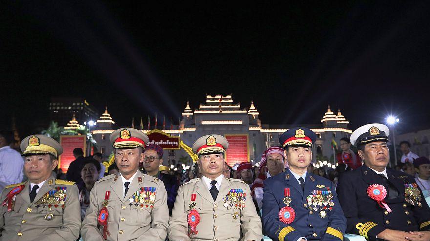 Myanmar lideri Aung San Suu Kyi'den orduya talimat: İsyancıları yok edin