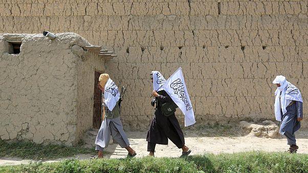Afganistan: Taliban üyeleri