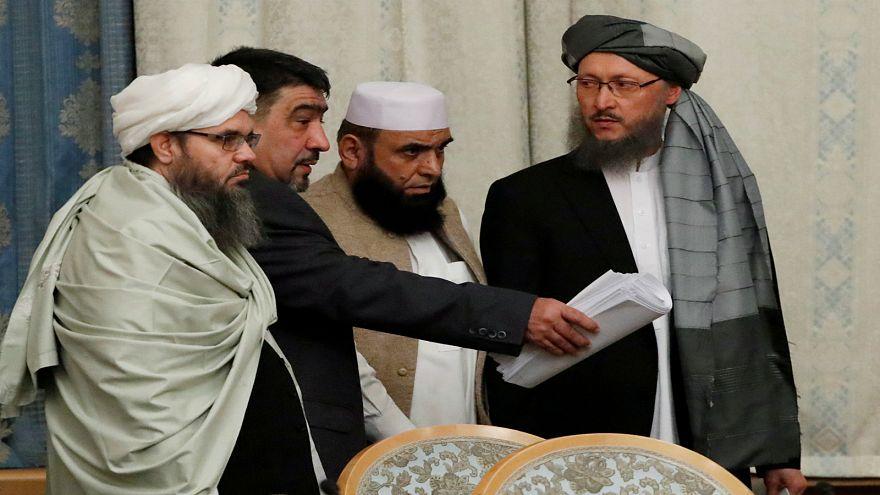 طالبان تلغي محادثات السلام مع مسؤولين أمريكيين في قطر