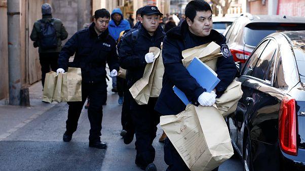 یک مرد با حمله به  یک مدرسه ابتدایی در پکن بیست کودک را زخمی کرد