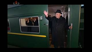 Trump and Kim head to Hanoi ahead of historic summit