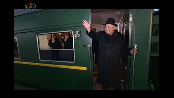 Kim Jong-un takes birthday trip to China for talks with Xi Jinping