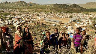 Etiópia, a rejtett humanitárius válság