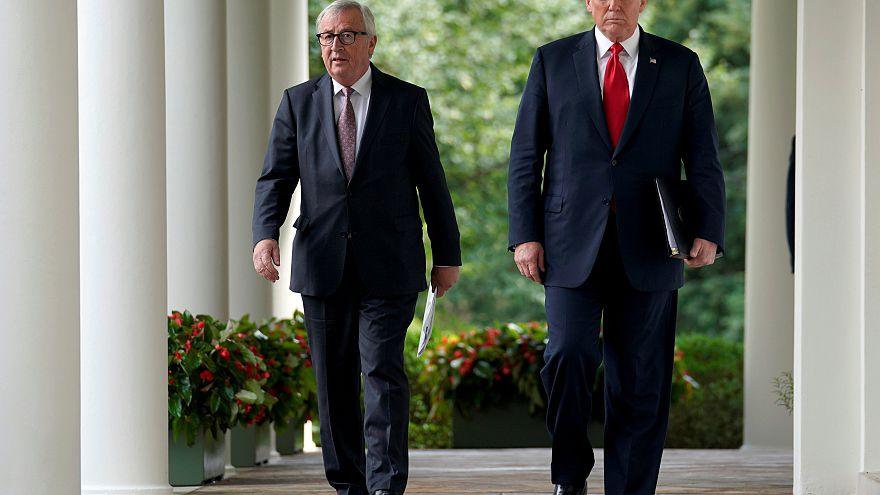 Trump declassa l'UE mentre i sovranisti di preparano alle elezioni europee