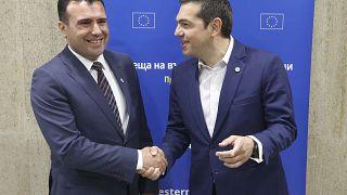 Στο κοινοβούλιο των Σκοπίων η τελική φάση της Συμφωνίας των Πρεσπών