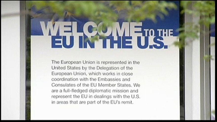 Bofetón diplomático de Estados Unidos a la Unión Europea