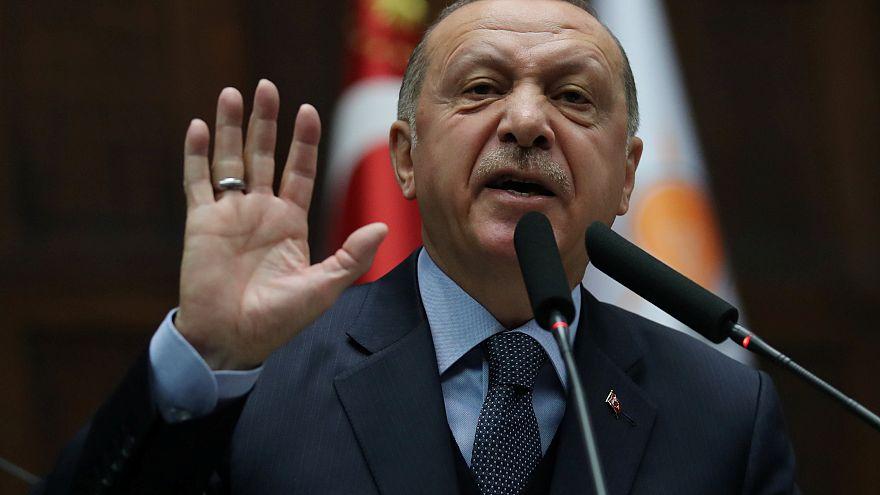 """Siria, Erdogan attacca: """"Condizioni Usa inaccettabili"""""""