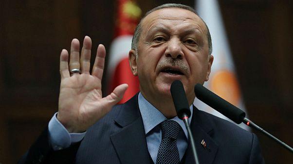 انتقاد اردوغان از بولتون: صداهای متفاوتی از دولت آمریکا به گوش میرسد