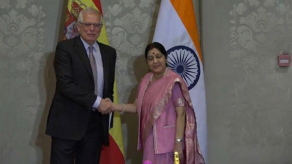 España no quiere perder el tren del desarrollo de la India