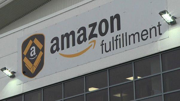 Amazon é a empresa mais valiosa do mundo