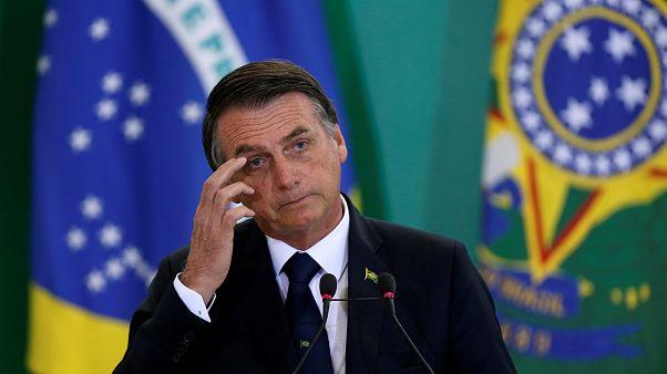 Meggondolta magát Bolsonaro, mégsem szeretne amerikai bázist Brazíliában