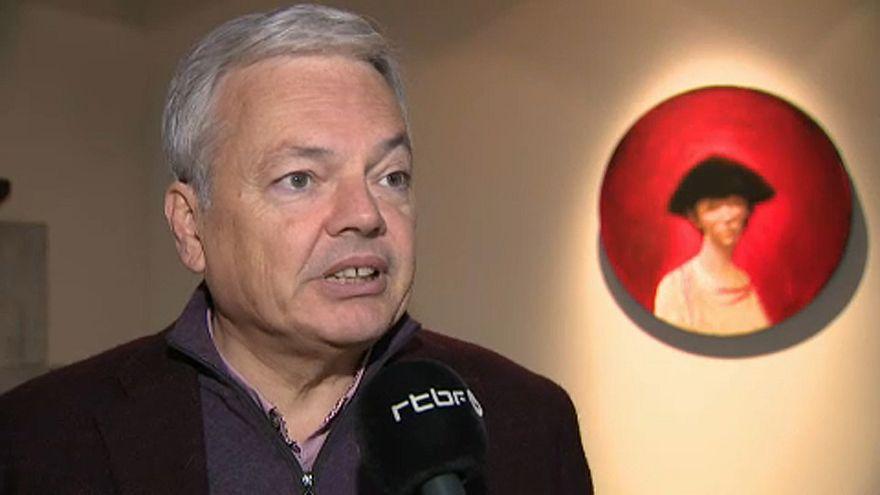 Didier Reynders will Generalsekretär des Europarats werden