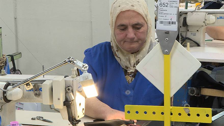 Fashion victims: Bulgaria's textile workers on the poverty line