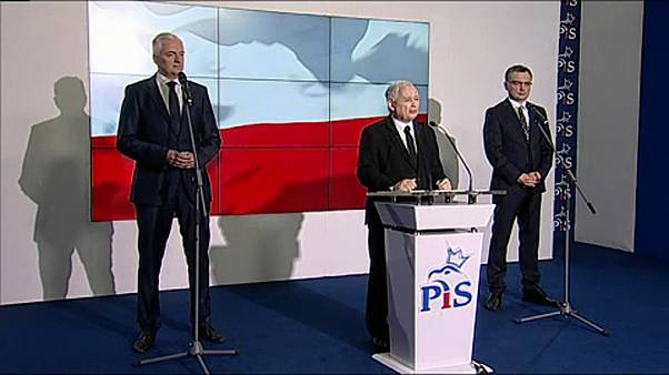Kaczynski e Salvini querem criar grupo eurocético