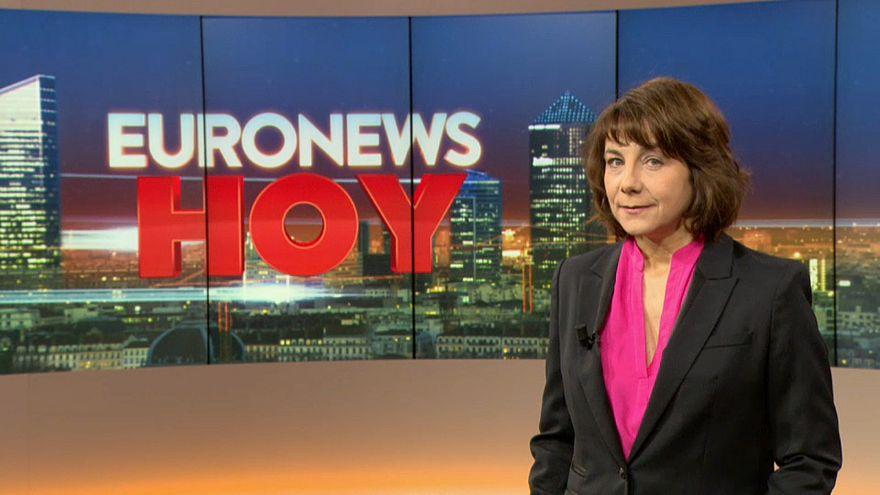 'Euronews Hoy': Las noticias del día en 15 minutos