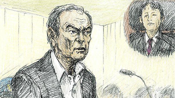 مدیرعامل پیشین شرکت نیسان در اولین جلسه دادگاه خود را «بیگناه» دانست
