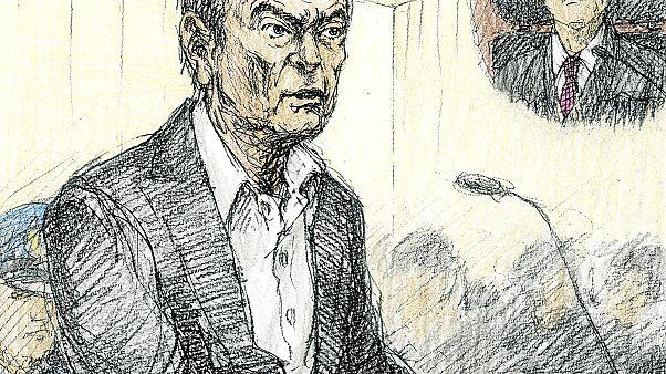 Pas de remise en liberté pour Carlos Ghosn