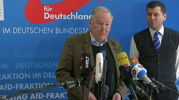 AfD-Bundessprecher Gauland beklagt Ausgrenzung und Hetze
