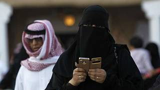 Saudi women to be notified of divorce via text, called a 'technical measure' by activists