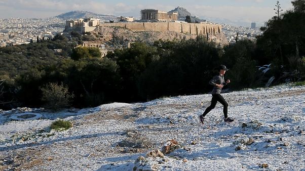 Havazás Görögországban