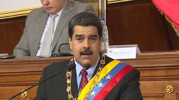 União Europeia quer novas presidenciais na Venezuela