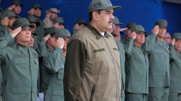 تحریمهای جدید آمریکا علیه «شبکه ارزی» ونزوئلا