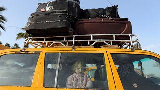 مصر تمنع الفلسطينيين من دخول أراضيها عبر قطاع غزة