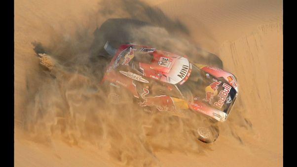 Sebastien Loeb vence segunda etapa do Rally Dakar