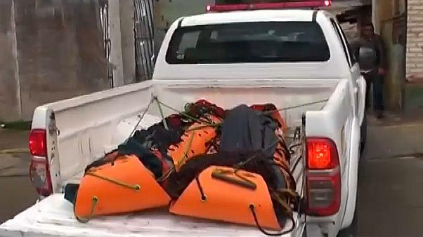 Rescatados los cadáveres de los tres montañeros españoles fallecidos en Perú