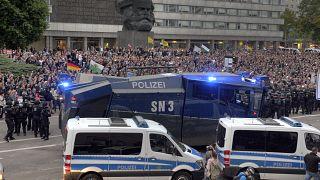 ألمانيا تتهم سورياً بالقتل غير العمد في حادث طعن مدينة كيمنتس