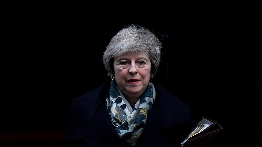 Theresa May suffers Brexit setback over no-deal scenario and MPs table 'no-delay' amendment